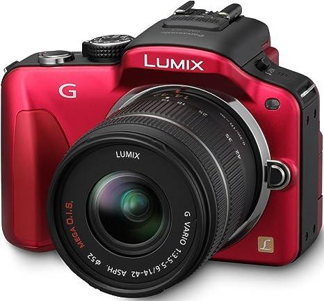 belle qualité couleurs et frappant chercher Panasonic DMC-G3 + LUMIX G VARIO 14-42mm Appareil photo ...