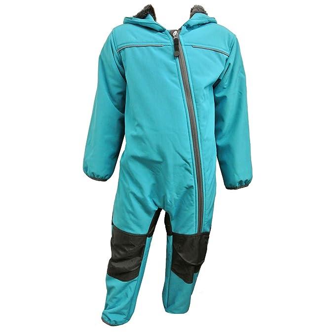 Outburst - Abrigo para la nieve - para niño turquesa 34 W/34 L: Amazon.es: Ropa y accesorios