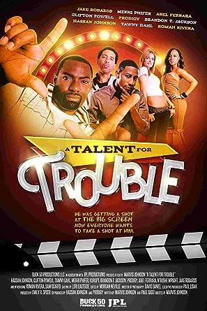 A Talent for Trouble [USA] [DVD]: Amazon.es: Jackson, Brandon ...