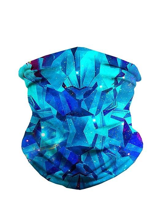 iHeartRaves hielo Panther máscara de sin costuras bandana: Amazon.es: Ropa y accesorios