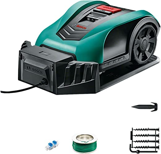 Bosch Indego 350 Robot grasmaaier, 19 cm maaibreedte, voor gazons tot 350 m2