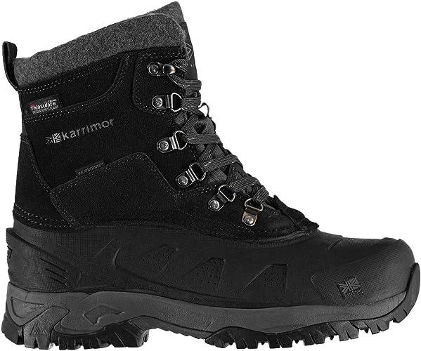 Karrimor Mens Snow Boots: Amazon.co.uk