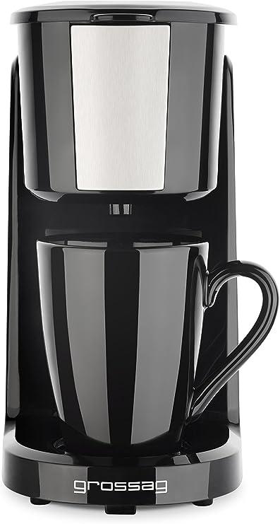 Grossag KA 8.17/1 de tazas Cafetera/150 ml: Amazon.es: Hogar