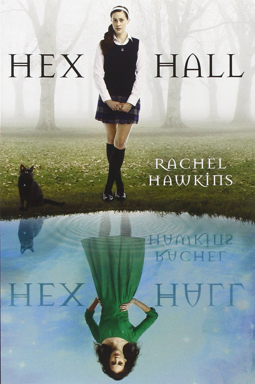 Image result for hex hall books
