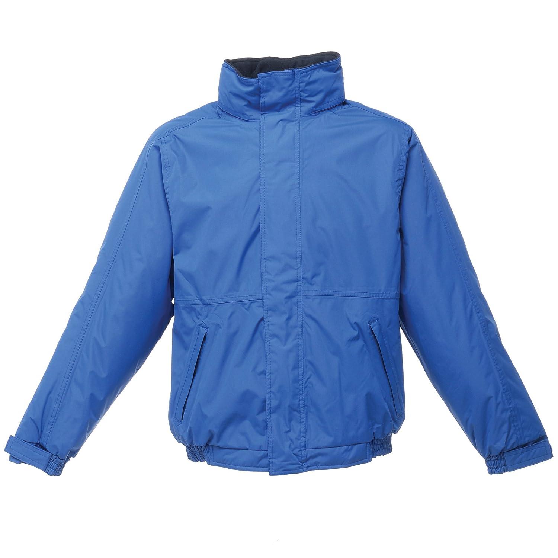 Regatta Mens Dover Fleece Lined Waterproof Jacket Thermo Insulation TRW297 Red