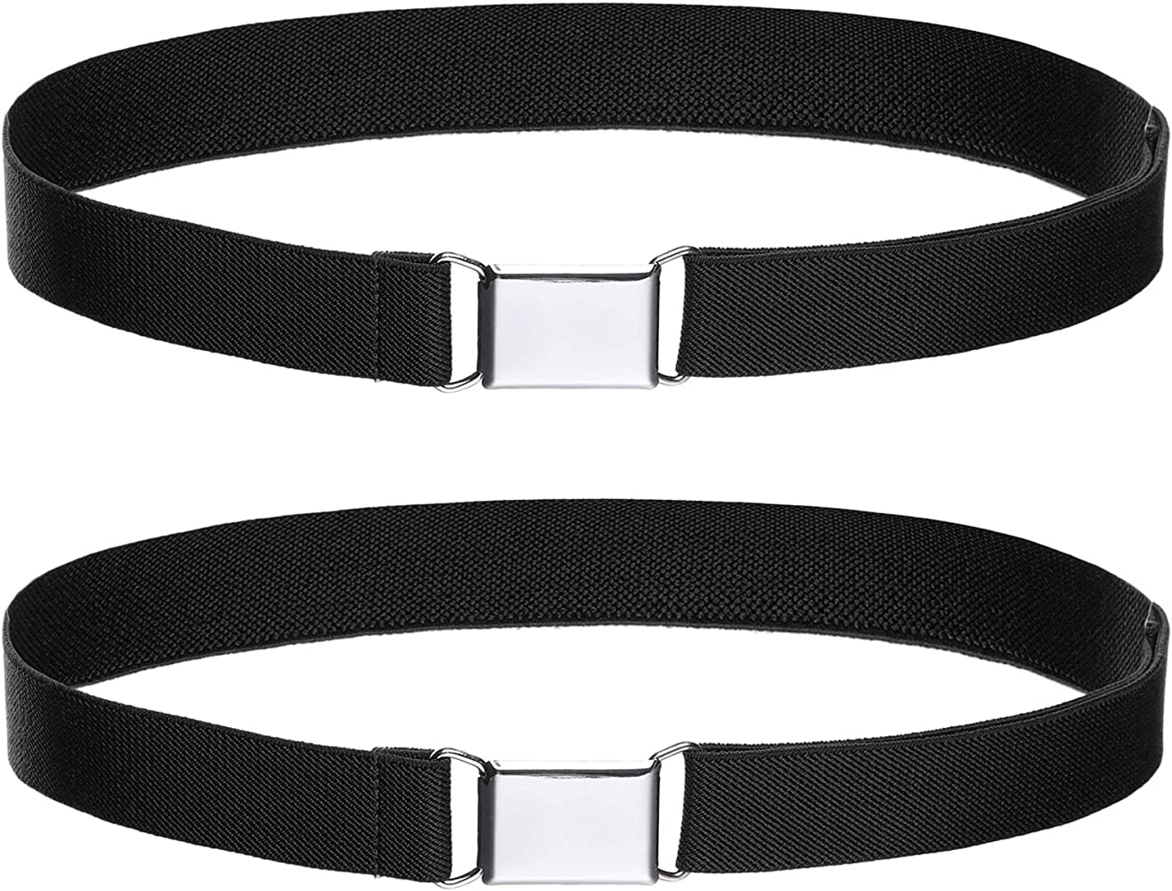Toddler Boy Kids Buckle Adjustable Elastic Children Buckle Belts Waistband Hot