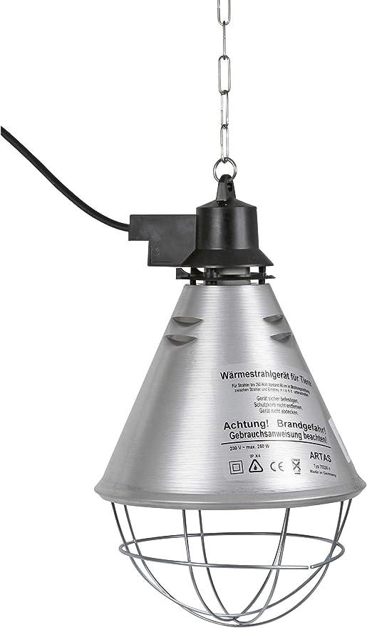 Lámpara por infrarrojos aluminio 5 m embalaje individual de venta