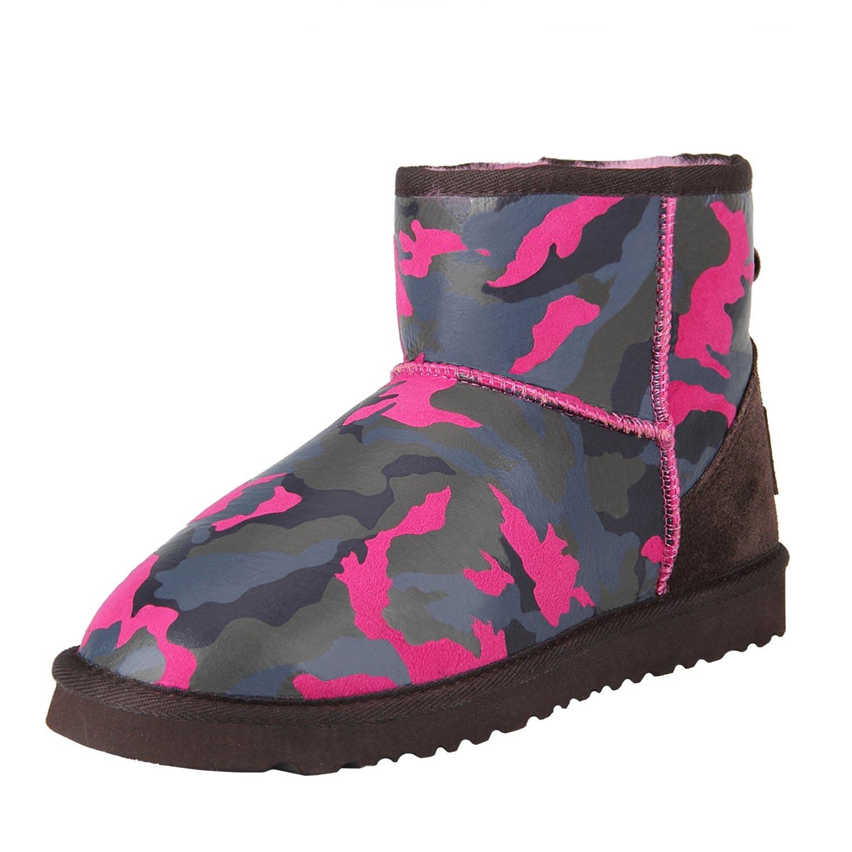 Shenduo Classic, Bottes de Neige Femme, Boots B004UEDEZ0 d DV5854 Courts hiver Courts Doublure Chaude DV5854 Rose 17e3527 - gis9ma7le.space