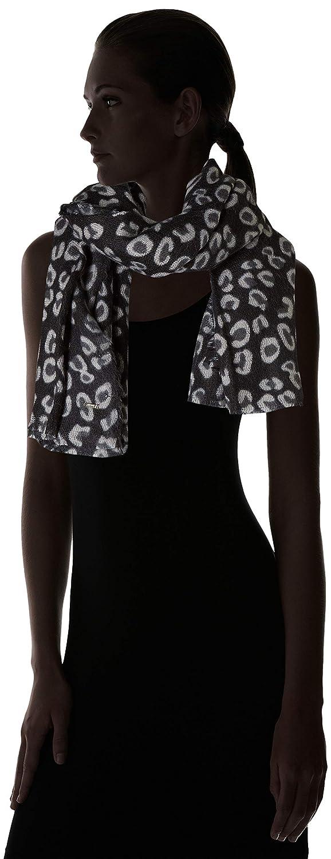 Taille Fabricant: TTU Unique Noir 100 Femme Morgan 182-5PANTY.P Echarpe,