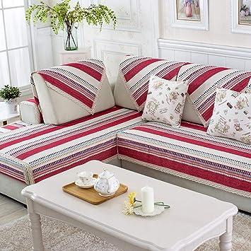 Prime Amazon Com Gxxd Cotton Lattice Sofa Towel Anti Static Sofa Short Links Chair Design For Home Short Linksinfo