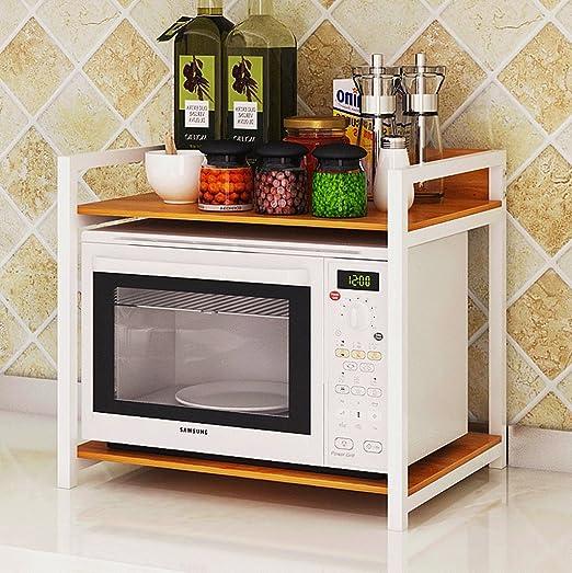 Muebles de cocina Estantería de cocina Estante de múltiples ...
