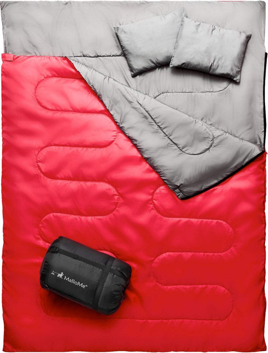 MalloMe Camping Sleeping Bedroll