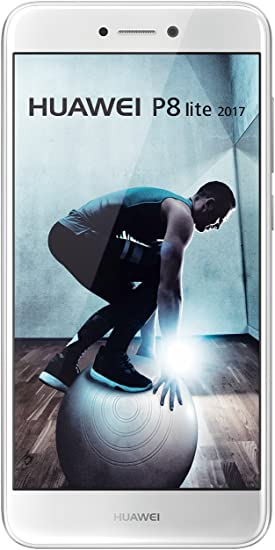 Huawei P8 Lite 2017 SIM única 4G 16GB Color Blanco: Amazon.es ...
