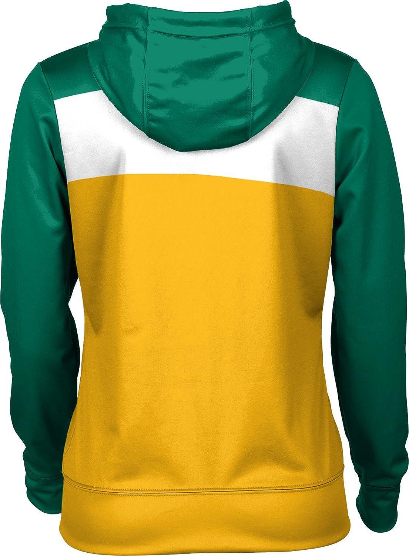 School Spirit Sweatshirt Norfolk State University Girls Zipper Hoodie Prime
