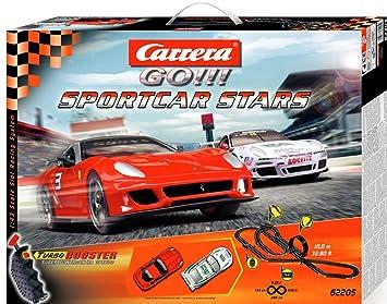 Carrera Sportcar Stars - Juguete (2,814m, 132 cm): Amazon.es: Juguetes y juegos