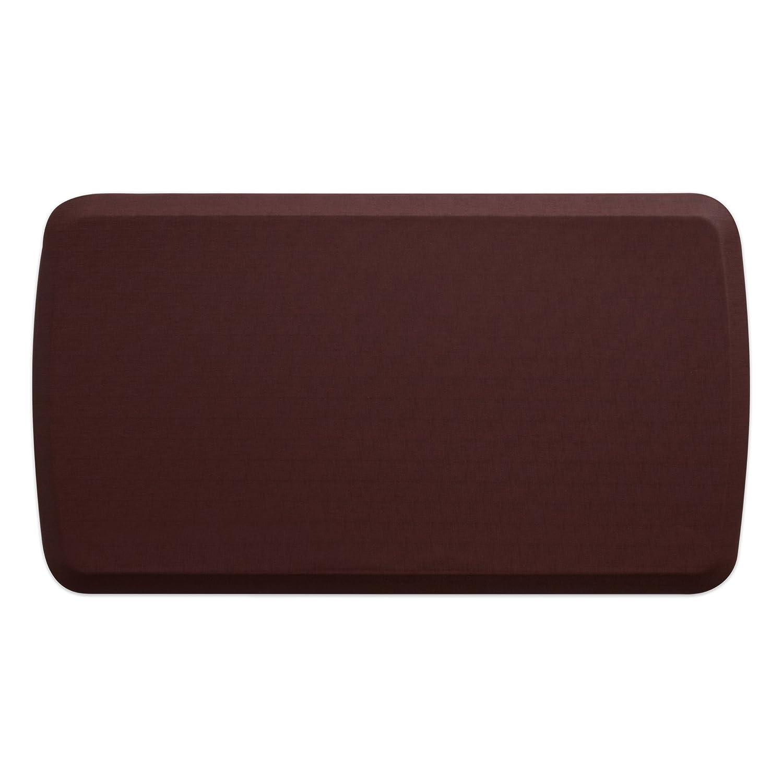 Gelpro Elite Floor Mat: 20x36: Linen Cardinal Let' s Gel Inc 817699018557
