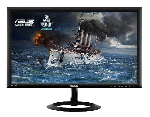 613 opinioni per Asus VX228H Gaming Monitor, 21.5'' FHD da 1920x1080, 1 ms, HDMI, D-Sub, Low Blue