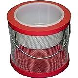 Challenge 50297 Round Cricket Cage, 6-Inch, Red