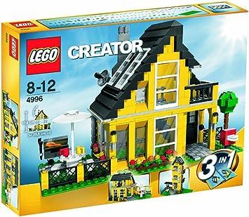 Lego 4996 Legoville Jeux De Construction La Maison De Vacances Amazon Fr Jeux Et Jouets