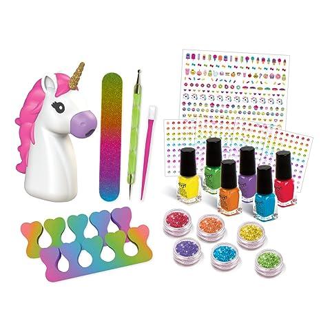 Amazon.com: Fashion Angels 12180 Unicorn Dreams Nail Design Super ...