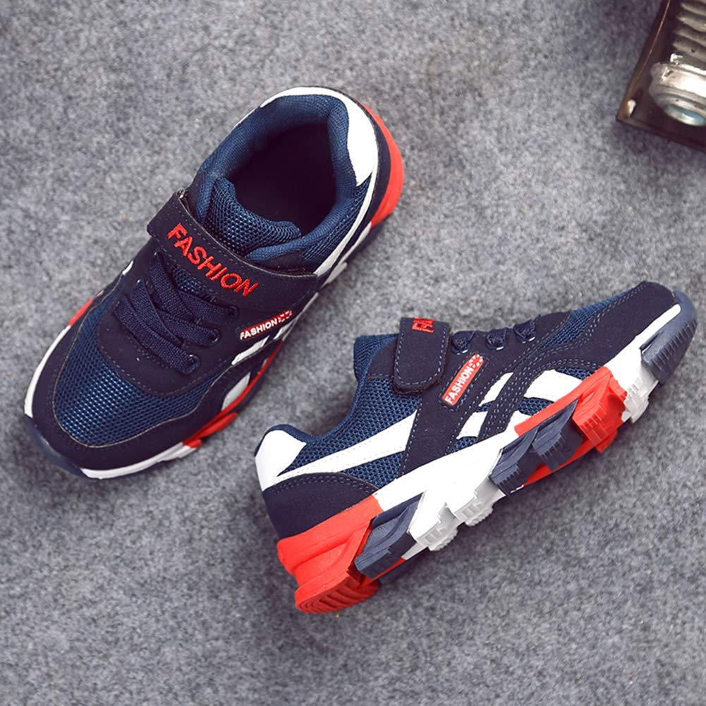 Ragazzo//Ragazza Scarpe Sportive per Bambini Scarpe da Ginnastica Casual Respirabile Mesh Scarpe da Corsa allaperto Sneakers