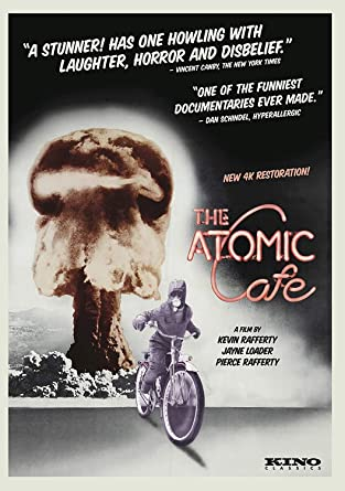 The Atomic Cafe DVD cover