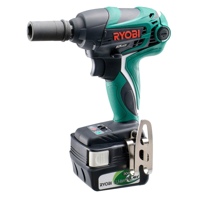 リョービ(RYOBI) 充電式インパクトレンチ ソケット差込口12.7mm BIW-1475 657005A B0032WADZ0