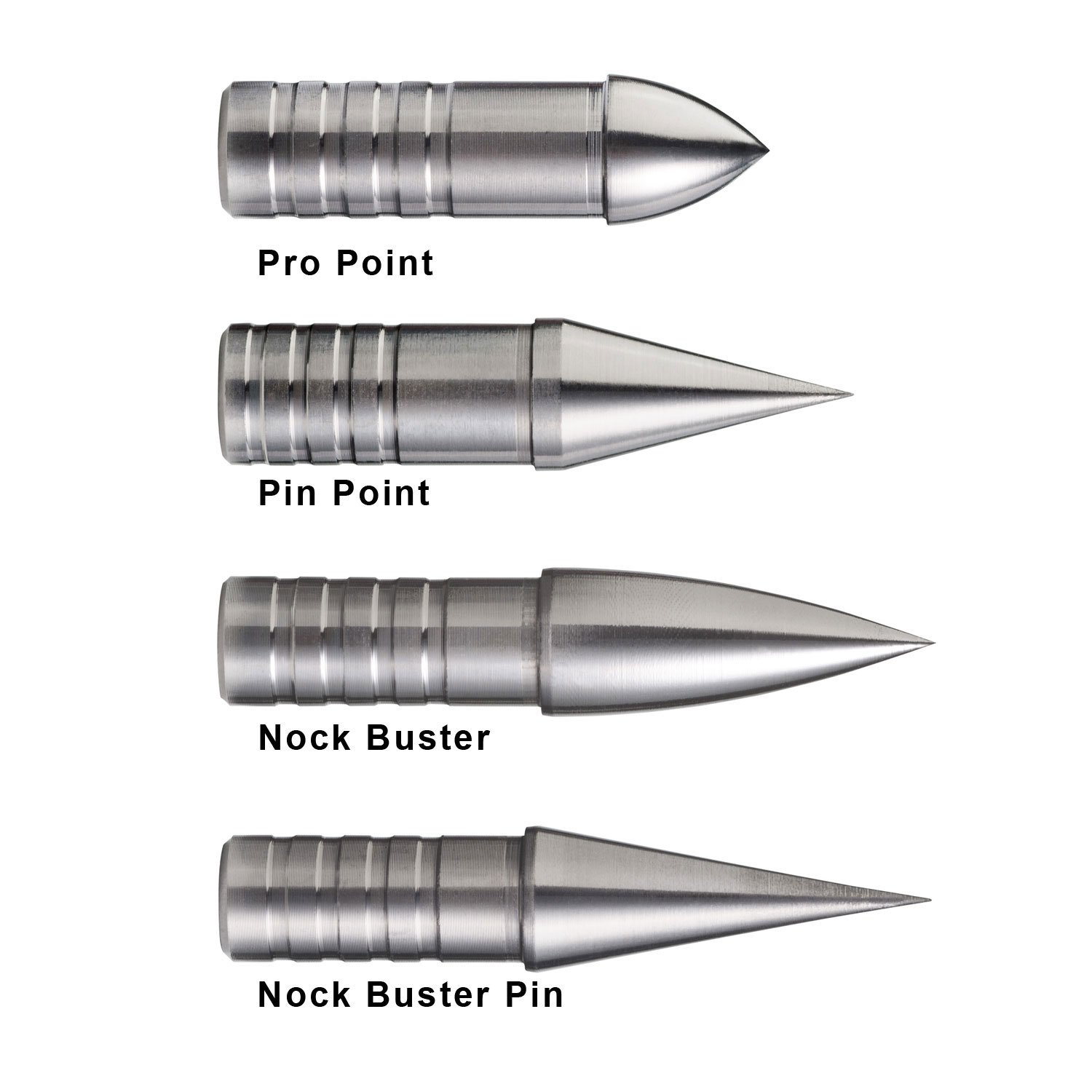 12 pk. Competition Pro Point Pins 2712 225 gr