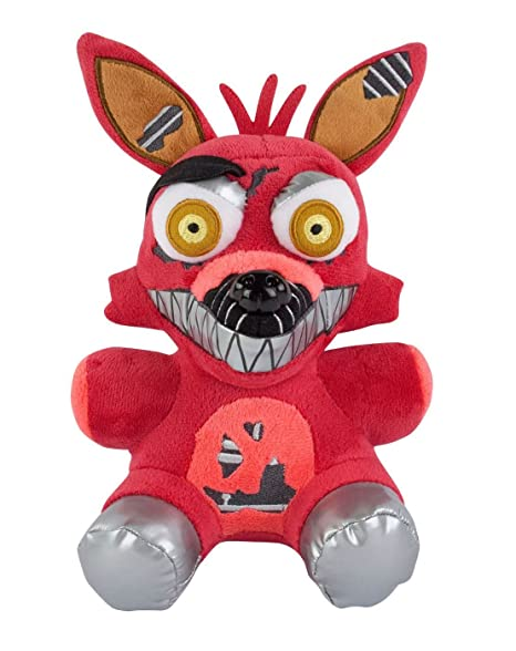 Five Nights At Freddys Nightmare Foxy Plush