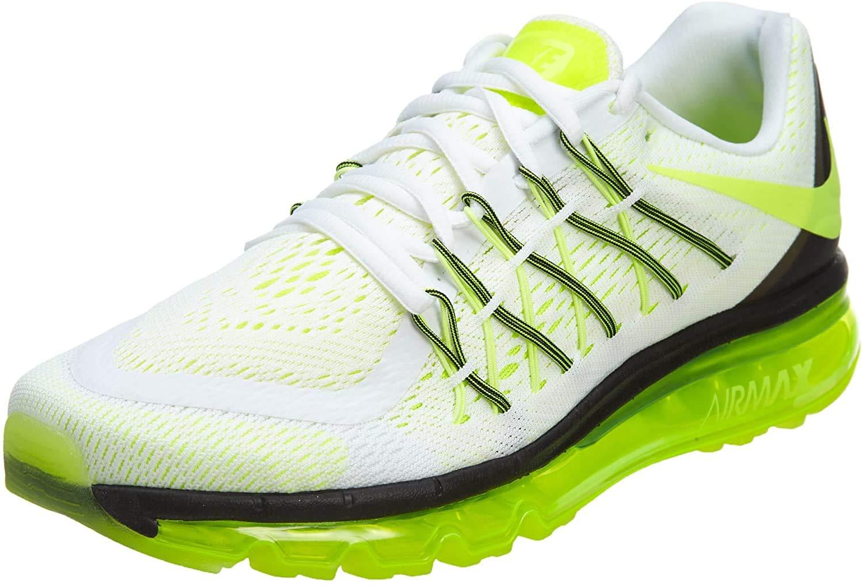 Nike 698903 106 Wmns Air MAX 2015 Zapatillas De Mujer - Blanco, 40.5 EU: Amazon.es: Zapatos y complementos