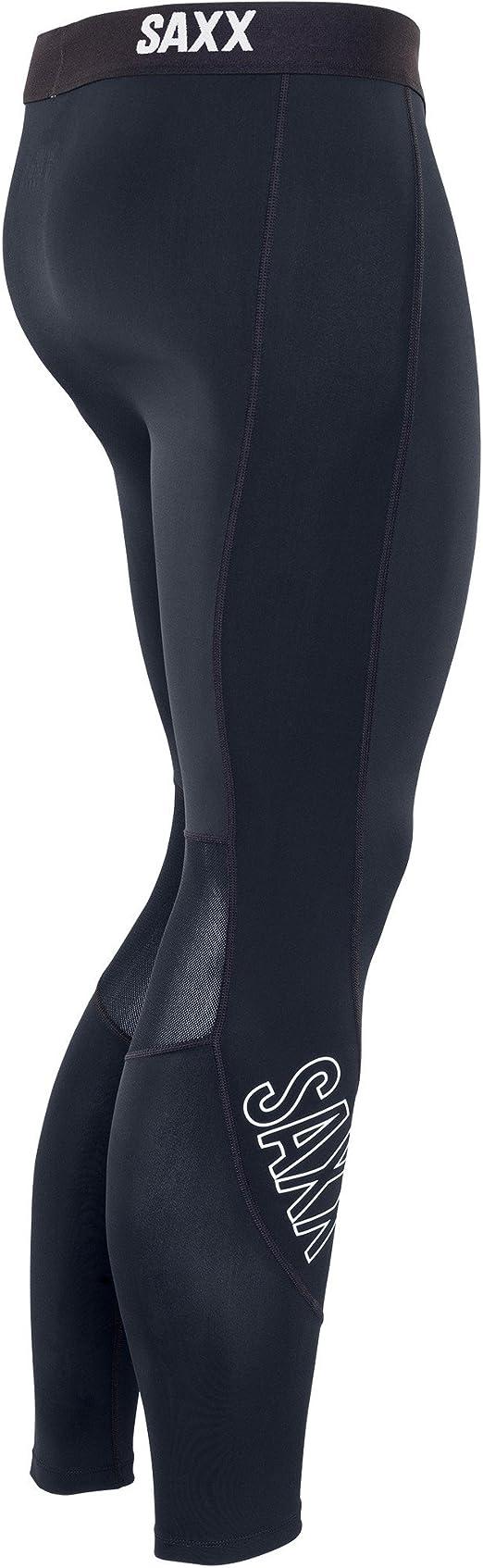 Saxx Underwear Mens Force Long John SXCJ29-BLS