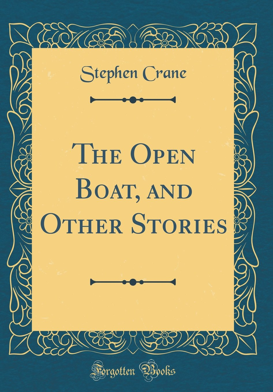 Download The Open Boat, and Other Stories (Classic Reprint) pdf