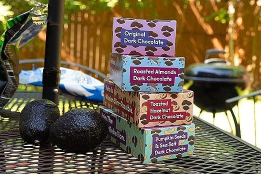 Kiss My Keto - Keto de chocolate oscuro bajo en ...