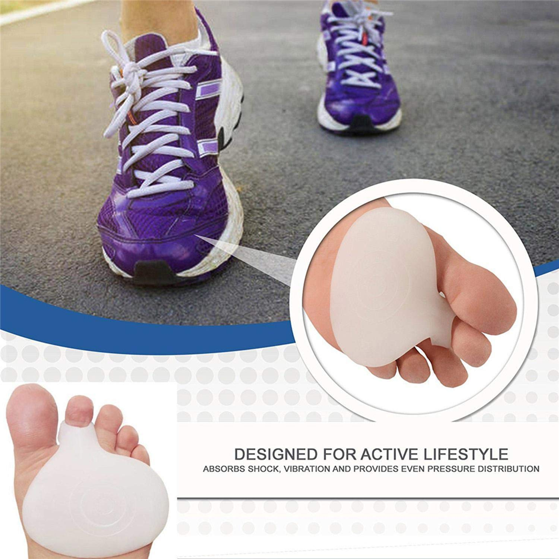 Teaio Sottopiedi con tacco alto con inserti in rilievo per il supporto antidolorif Imbottiture per calzature