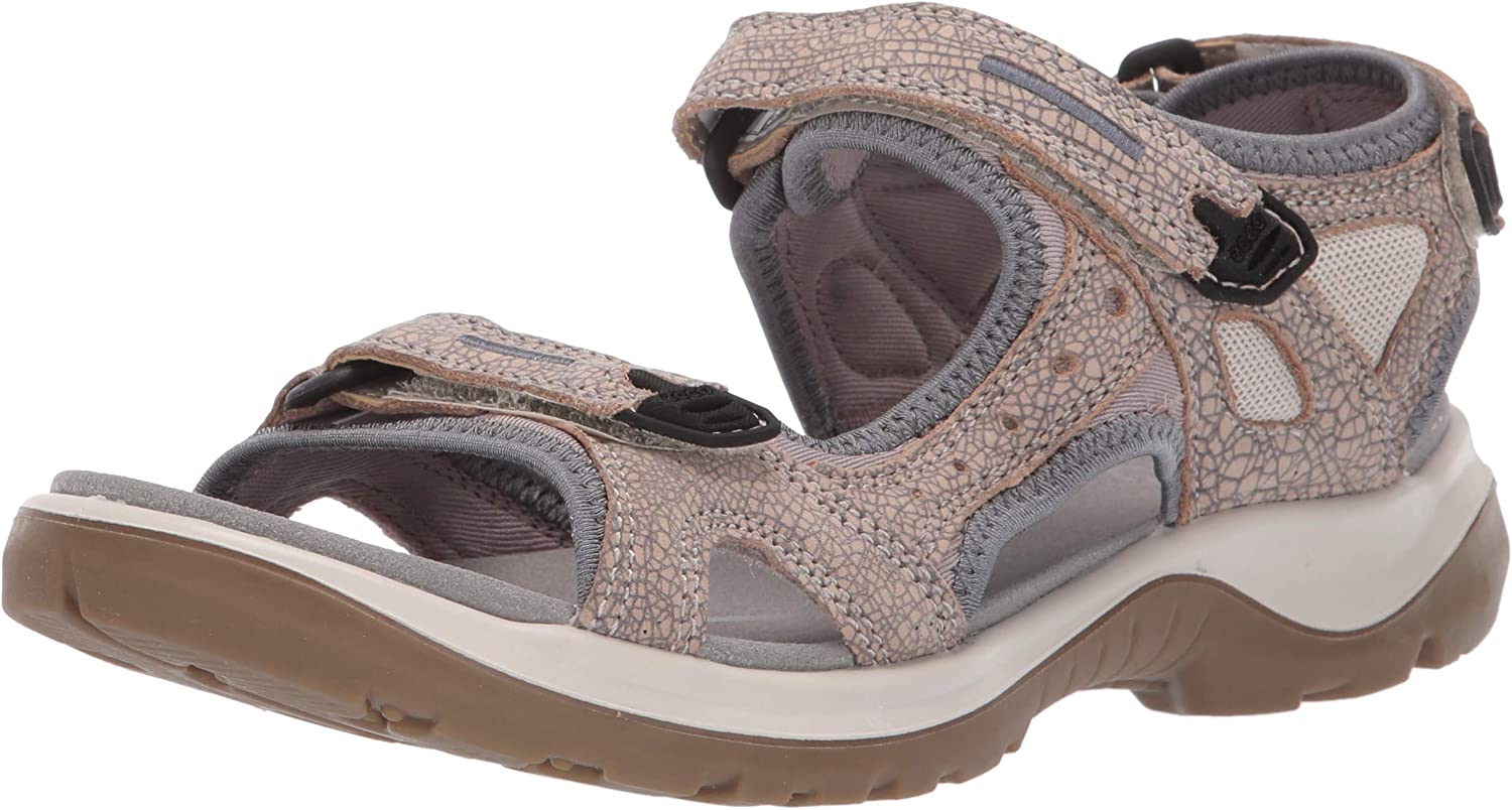 Ecco Offroad, Women's Athletic Sandals Nude Marine 51339