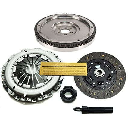 Amazon.com: EFT HD CLUTCH KIT+FLYWHEEL 98-06 VW BEETLE GOLF JETTA GL GLS 2.0L MK4 AEG SOHC: Automotive