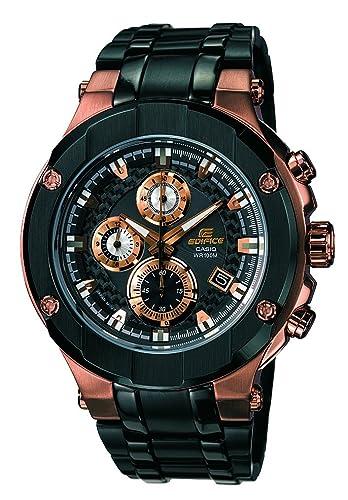 a1c1d5e5a275 CASIO Edifice Gold Label EFX-500SP-1AVEF - Reloj de Caballero de Cuarzo