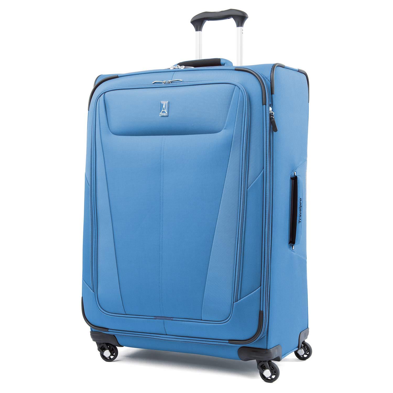 Travelpro Maxlite 5 Expandable Spinner Luggage 29-Inch, Azure Blue, One Size (Model:401176927) HOLA2