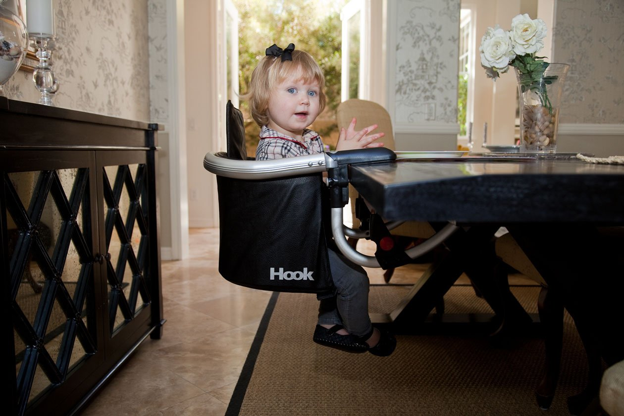 Amazon.com  Joovy Hook On Highchair Black Leatherette  Childrens Highchairs  Baby & Amazon.com : Joovy Hook On Highchair Black Leatherette : Childrens ...