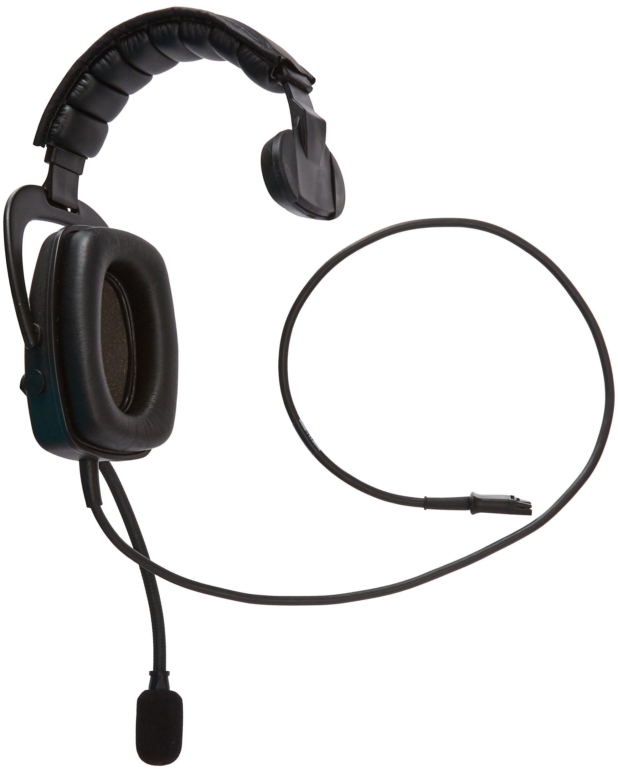 Plantronics 92082-01 Wired Headset, Black
