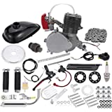 Sihand Full Set 100CC Bicycle Engine Kit, Motorized Bike 2-Stroke, Petrol Gas Engine Kit, Super Fuel-efficient for 24…