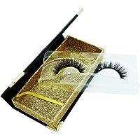 Lake Forest 3D Real Mink False Eyelashes Hand-made Natural Lashes 1 Pair(1)