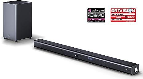 SHARP HT-SBW800, 5.1.2 Dolby Atmos Engine: Sharp: Amazon.es ...