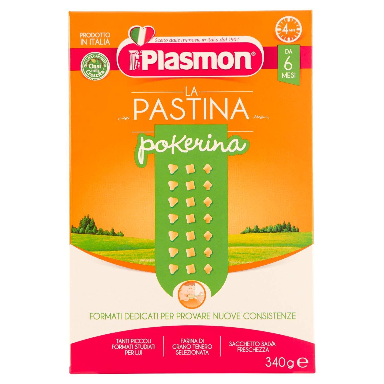 Plasmon Alimento per l'Infanzia Oasi nella Crescita Pokerina - 1 Confezione