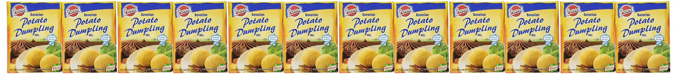 Panni Bavarian Potato Dumpling, 6.88 Ounce (Pack of 12)