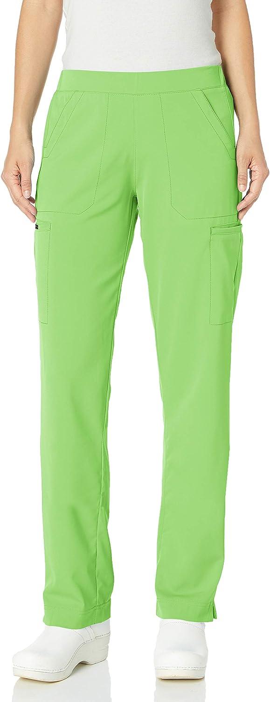 WonderWink Women's Hp Trouser Scrub Pant Petite