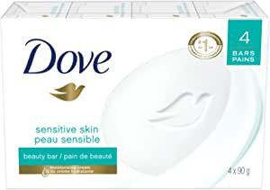 Dove Sensitive Skin Beauty Bar 4x90g