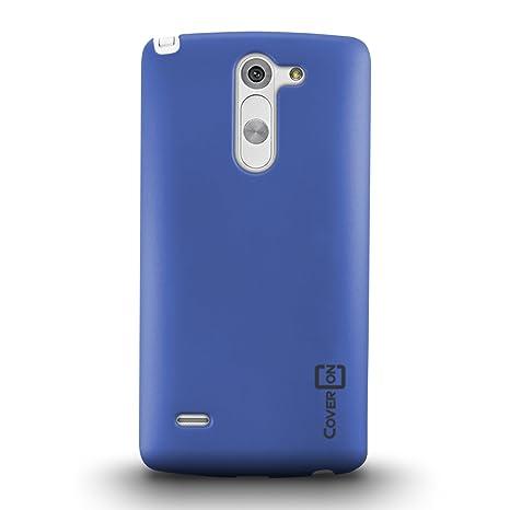Amazon.com: coveron® de policarbonato para LG G3 Stylus Case ...