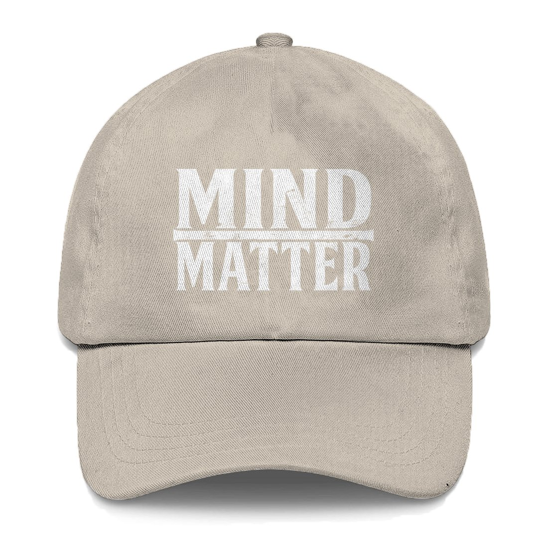 Tcombo Mind Over Matter Dad Hat (Stone)