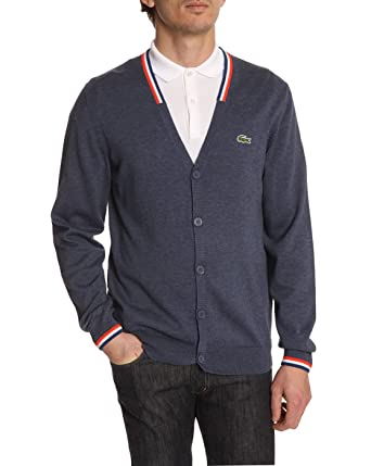thoughts on brand new amazing price Lacoste Live homme Cardigan
